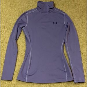Under Armour Long Sleeve Cold Gear Runner Top